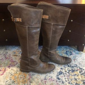 FRYE Paige Cuff Riding Boots
